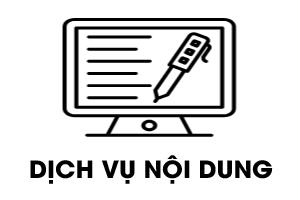 Dịch vụ phát triển nội dung seo